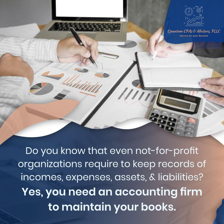 Do you know that even notforprofit organizations require