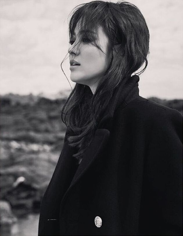 Song Hye Kyo Elle China June 2016