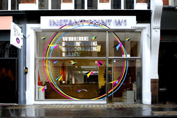 Instant Print W1 Store by SFD, London – UK » Retail Design Blog