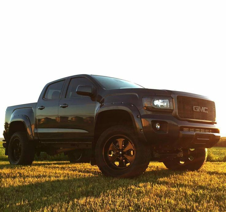 17 Best Ideas About Gmc Canyon On Pinterest