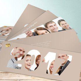 Geschäftliche Weihnachtskarten und Weihnachtsgrüße für Firmen, Kunden und Geschäftspartner