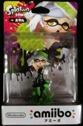 任天堂 amiibo/スプラトゥーン シオカラーズ ホタル/Squid Sisters Marie
