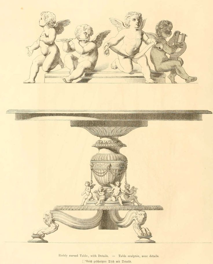img/dessins meubles mobilier/table sculptee avec details (angelots).jpg