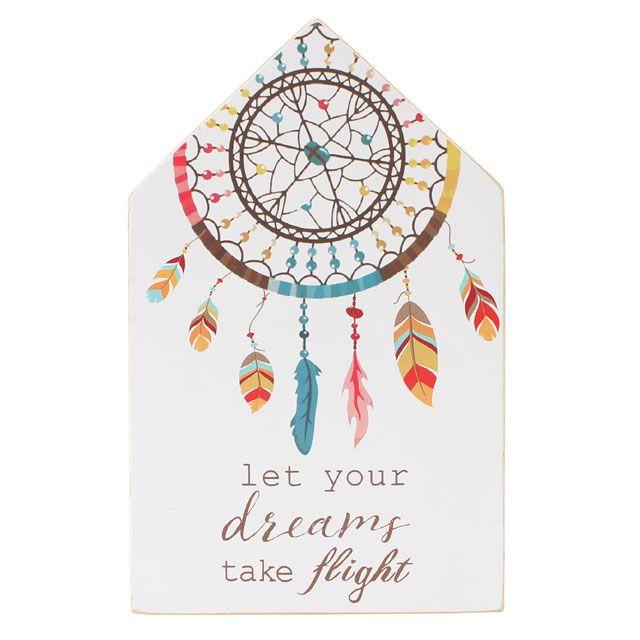 Wholesale Dream catcher plaque - Something Different