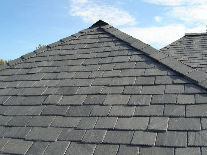 Best 38 Best Slate Roofs Images On Pinterest Slate Roof Roof 400 x 300