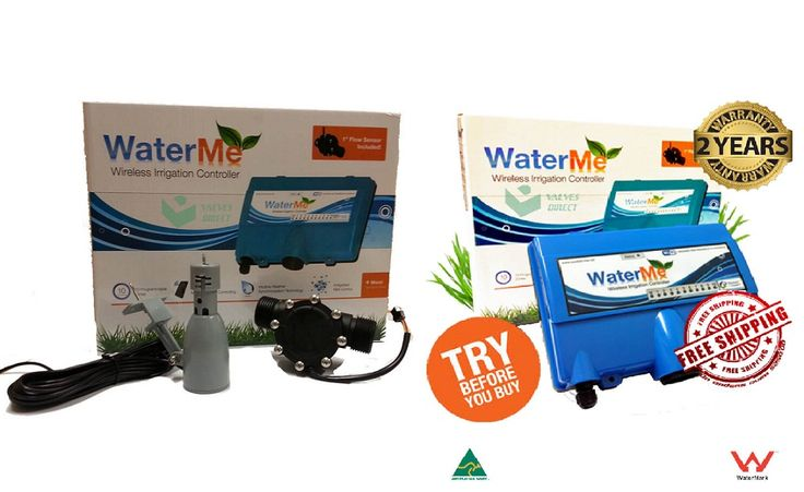 There are different types of smart irrigation controller such web based retic controller, WiFi controller etc.