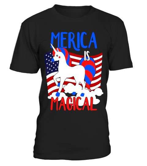 """# Merica Is Magical American Unicorn T-shirt .  Special Offer, not available in shops      Comes in a variety of styles and colours      Buy yours now before it is too late!      Secured payment via Visa / Mastercard / Amex / PayPal      How to place an order            Choose the model from the drop-down menu      Click on """"Buy it now""""      Choose the size and the quantity      Add your delivery address and bank details      And that's it!      Tags: Perfect for patriots with a unicorn and…"""