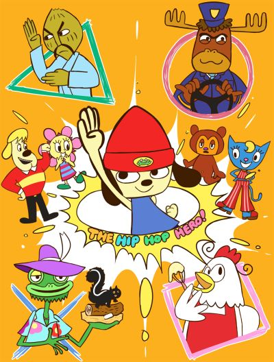 #parappa the rapper #loveit