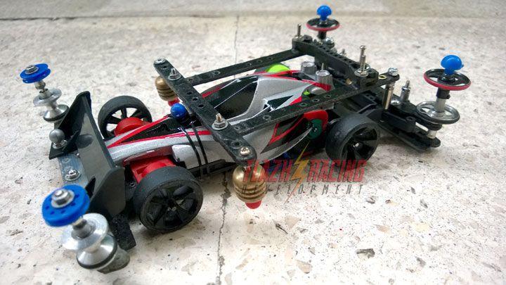 Super 2 with Custom Painted Avante Body