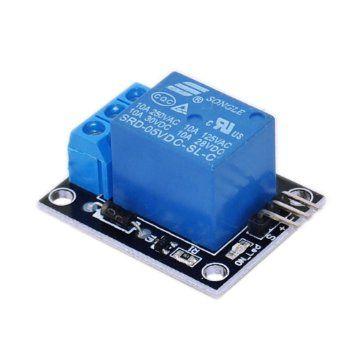 BOOOLE 5V Module Relais pour Arduino Compatible (fonctionne avec Arduino officiel cartes compatibles) - Maker DIY Open Source