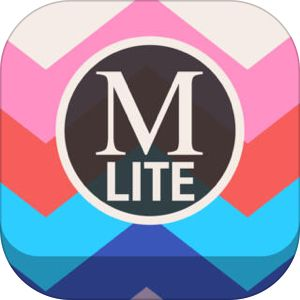 Monogram Lite - Wallpaper & Backgrounds Maker HD with Glitter themes free by Yellow Lab, Inc.