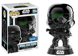Funko POP! Star Wars - Rogue One #154 Imperial Death Trooper (Walmart Exclusive)