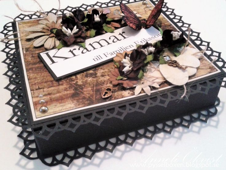 Altered Noblesse Chocolate box 1