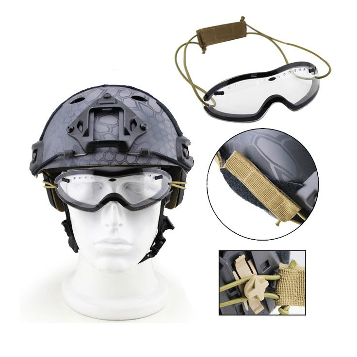 Goggles Auxiliary Line, OPS-CORE helmet accessory, fast helmet accessory, tactical gear-Product Center-Sunnysoutdoor Co., LTD-