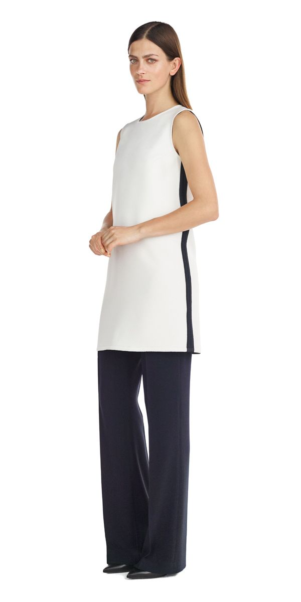 Judith & Charles - Spring 2016 - Kass dress - Minelli pant