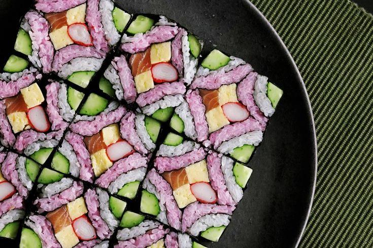 Japonya'dan Rengarenk Bir Trend: Mozaik Suşi - Brandlife