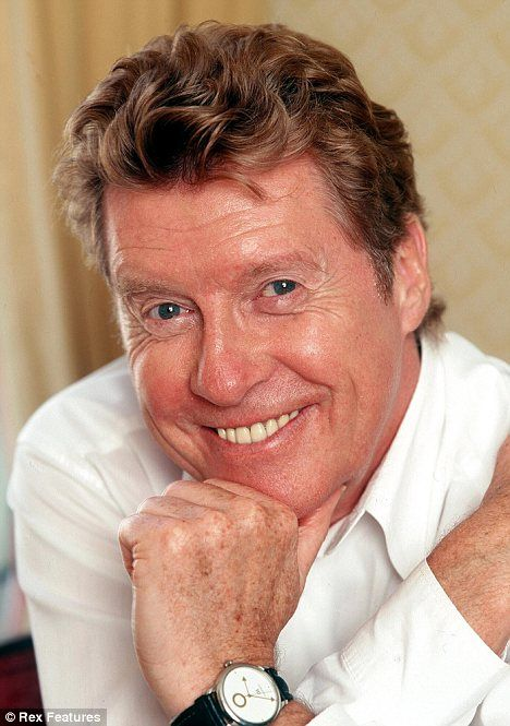 West End legend: Michael Crawford is playing the Wizard of Oz in Andrew Lloyd Webber's lavish new production at the London Palladium