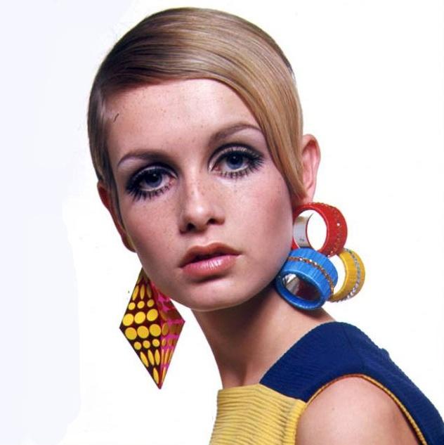 Twiggy, c. 1960's.