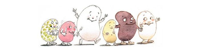 "Human Beans Together | ""Bean"" the change we want to see in the World"
