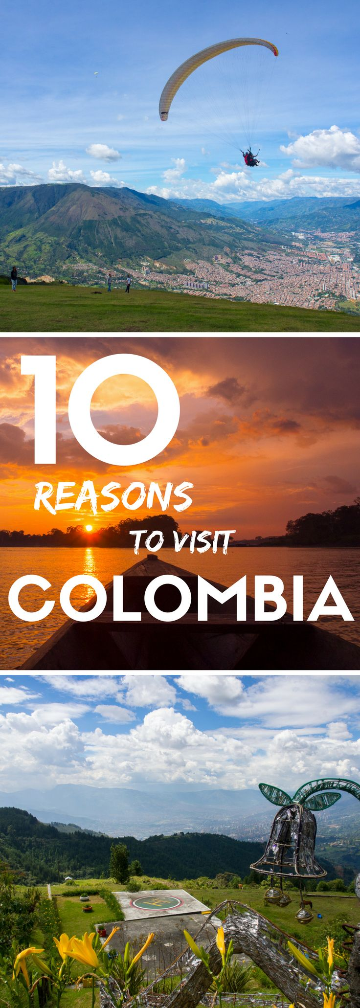 Colombia is rising to the radar fast: the Caribbean beaches, mountain treks, and Amazon adventures are some of the best in South America.