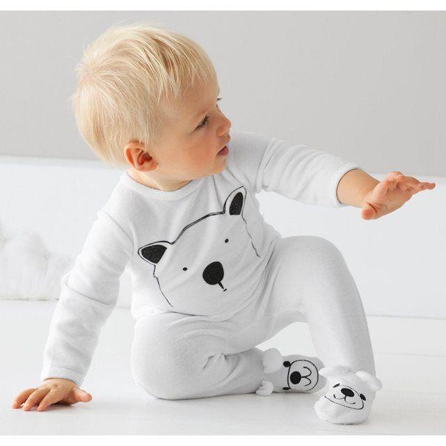Notre petit ours blanc !!