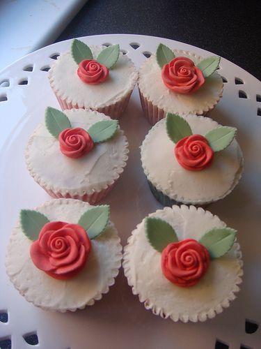 Moms Birthday Cupcakes