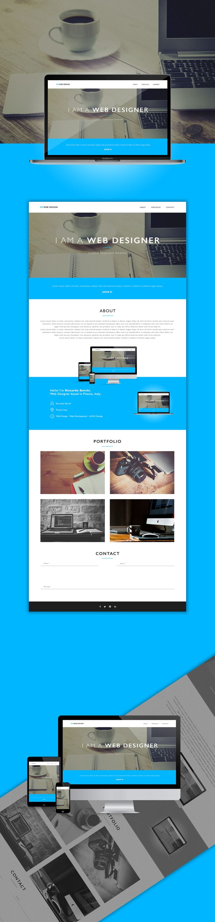 Vedi il mio progetto @Behance: \u201cRB Web Design - Website\u201d https://www.behance.net/gallery/50401743/RB-Web-Design-Website