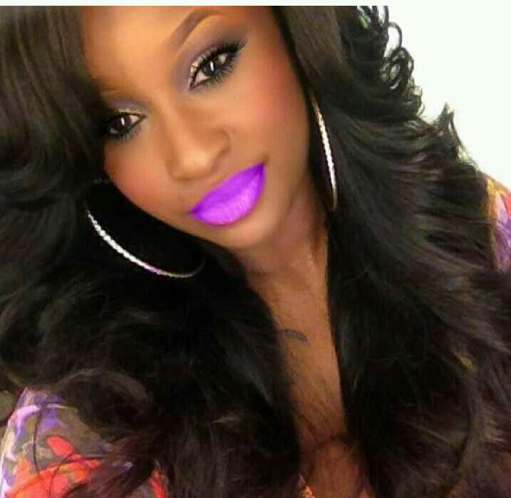 That lipstick color ♥♥