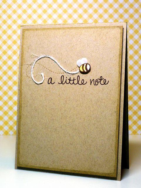 N: A Little Note by Pamela Ho, via Flickr