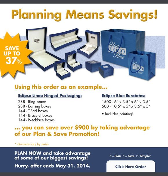 Savings you'll notice! Don't wait until it's too late!
