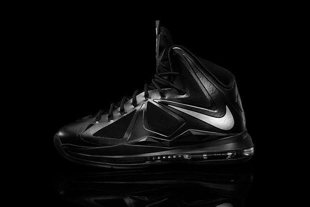 "#Nike #LeBron X ""Carbon"""