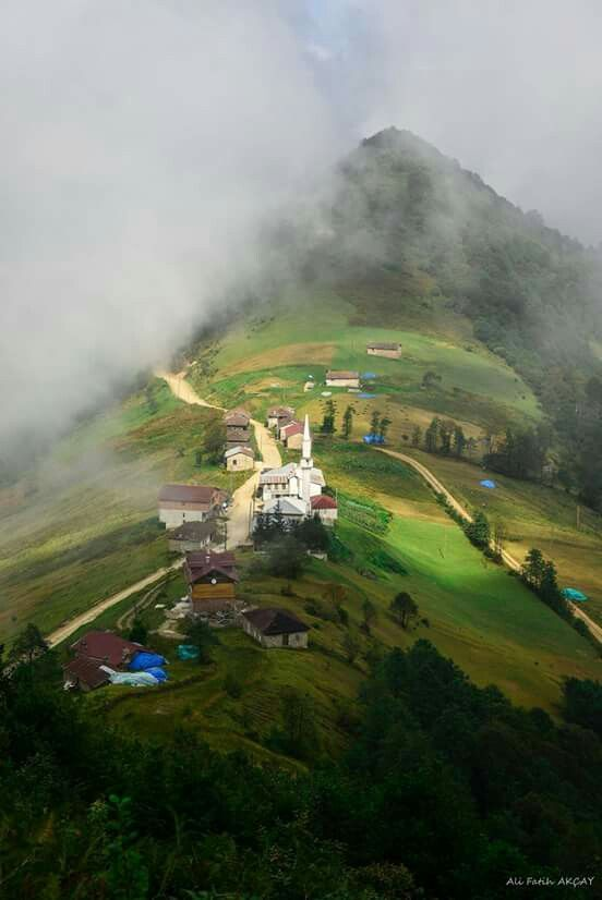 Most Amazing Photos From Trabzon, Turkey