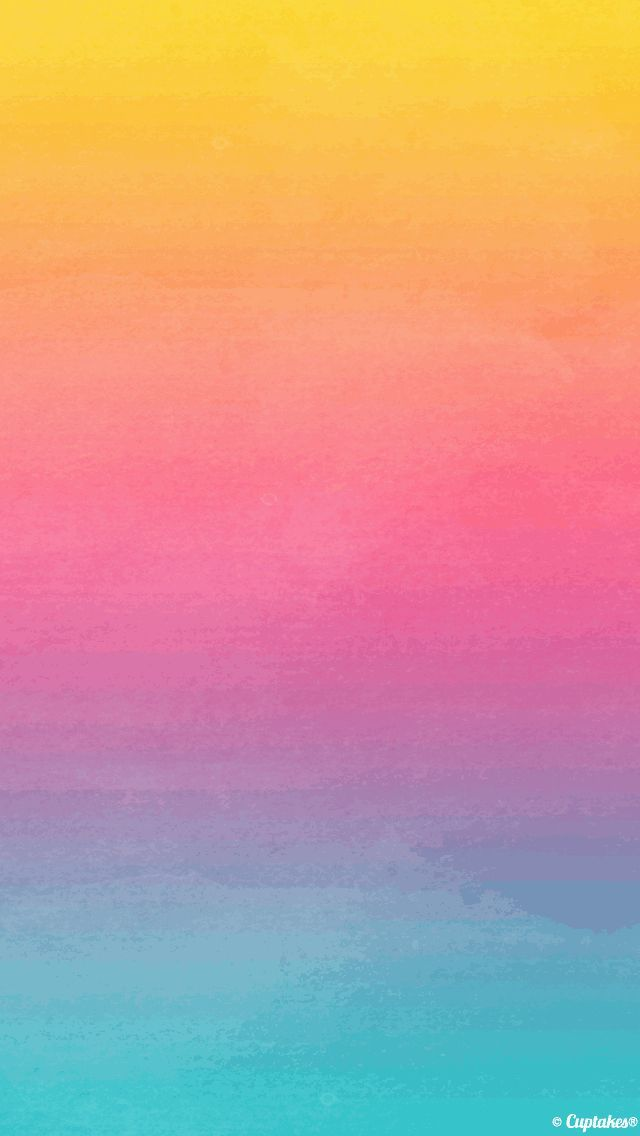 Cool Colorful Wallpapers Similar To Iphone X Sunset Style Ombre Ban Do Spring Into Summer Ombre