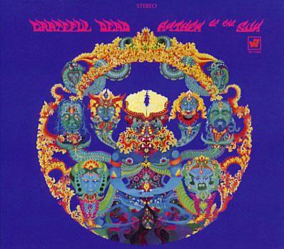 greatful dead album covers | Grateful Dead Album Covers - Anthem Of The Sun