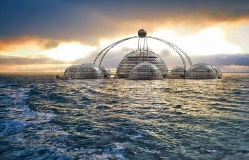 Misterio y Ciencia Hoy: La ciudad submarina del futuro