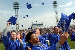 More and more high school grads decide to bypass college.