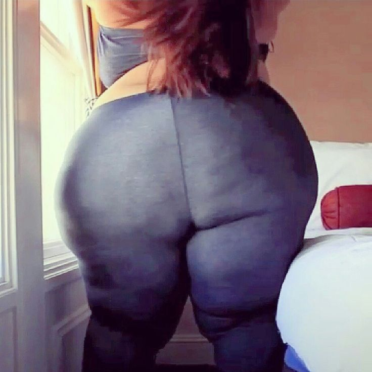 Fat Ebony Butt 9