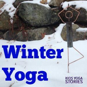 Winter yoga ideas for kids   Kids Yoga Stories