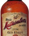 Limpido e brillante il rum Matusalem gran reserva 15 anos