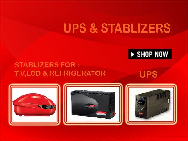 ups & stabilizer