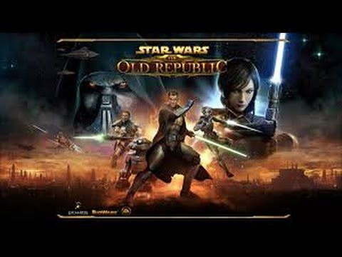 Star wars The Old Republic gameplay 2015!