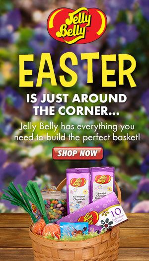213 best shop online images on pinterest jelly belly jelly find a great selection of easter gifts easter candy bulk easter candy from jelly belly negle Gallery