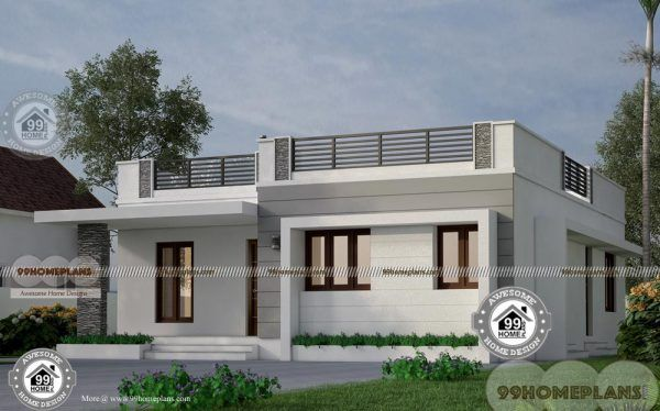 Narrow Lot House Plans Single Story Simple Low Budget