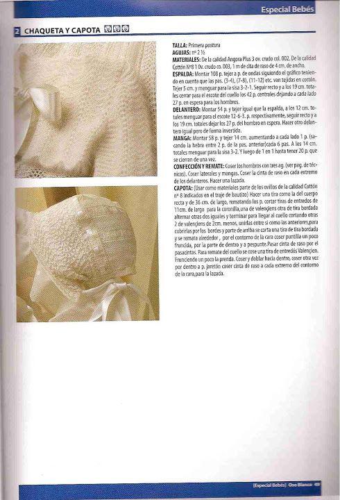 oso blanco nº75 especial bebes - Maria Eugenia Besada Castro - Álbumes web de Picasa
