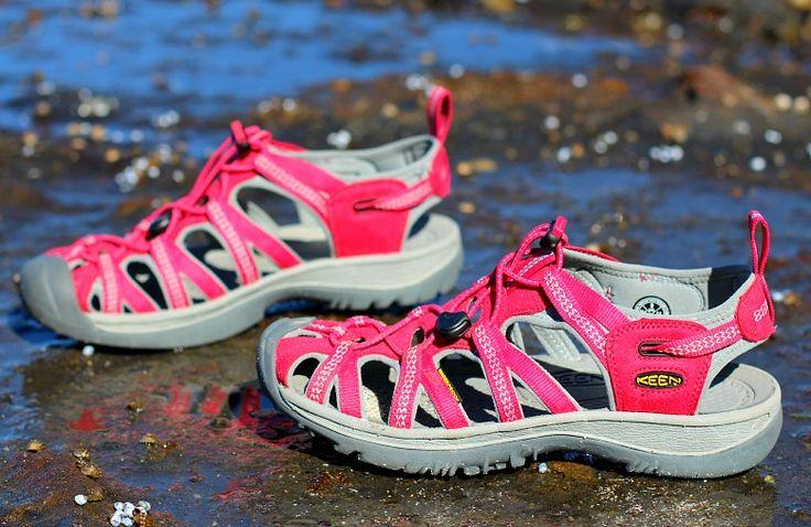 LOVE my new KEEN sandals