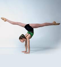 acroup in splits  acro dance cheer dance dance forever