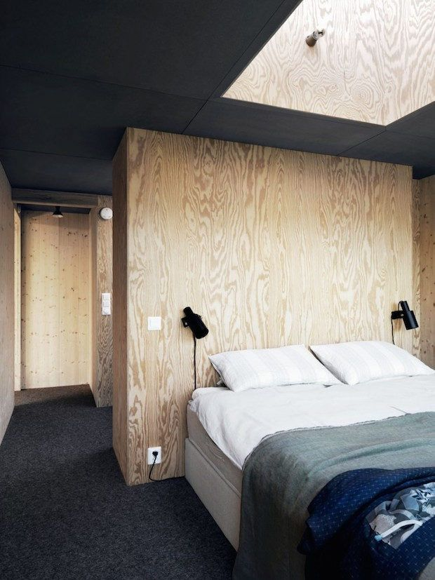 Best 20 plywood walls ideas on pinterest for Bedroom designs plywood