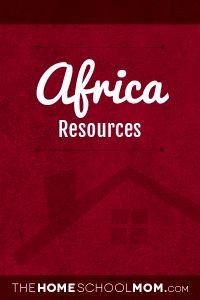 Africa - TheHomeSchoolMom