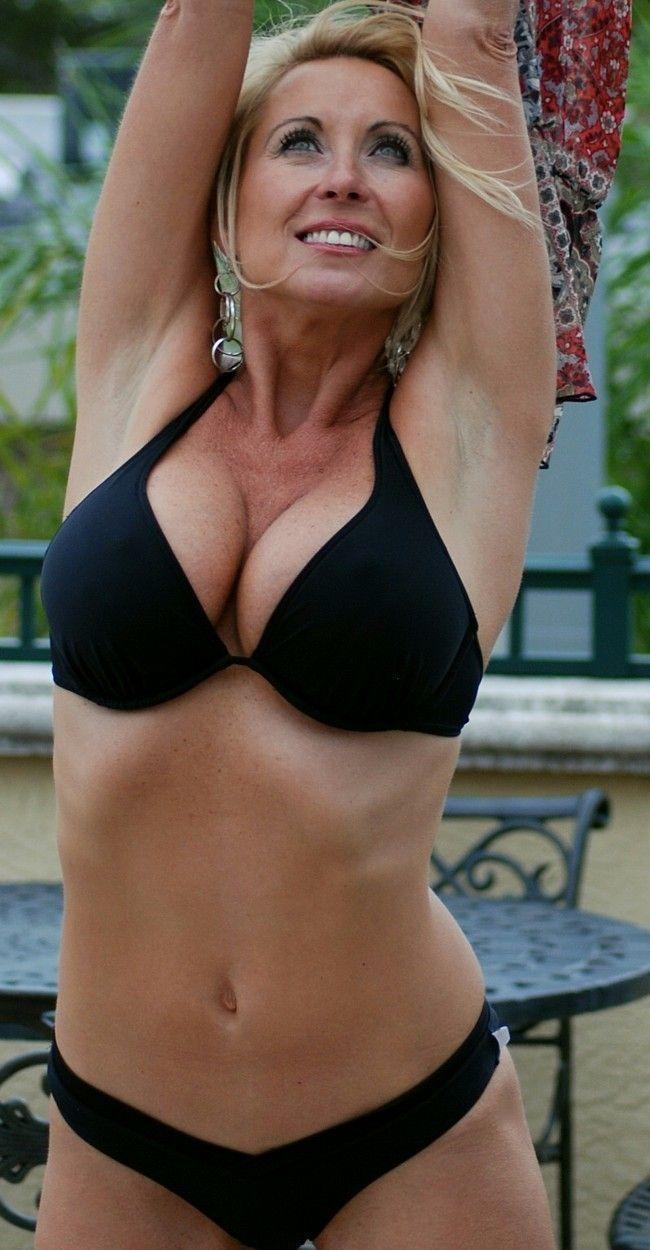 Mature mom bikini Pin On 1 Mature