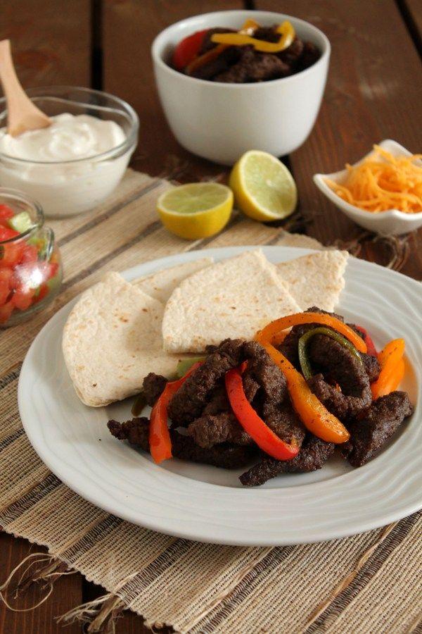 Στην κουζίνα των γεύσεων: Fajitas